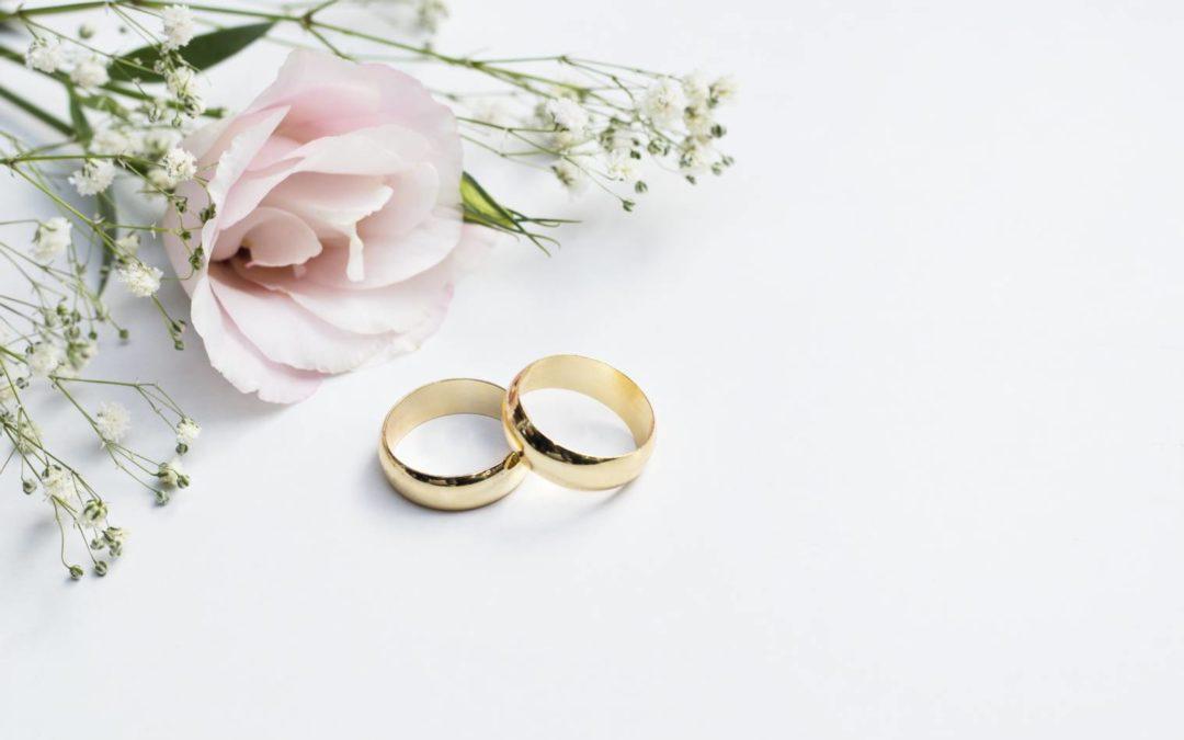 Comment bien choisir son alliance de mariage ?